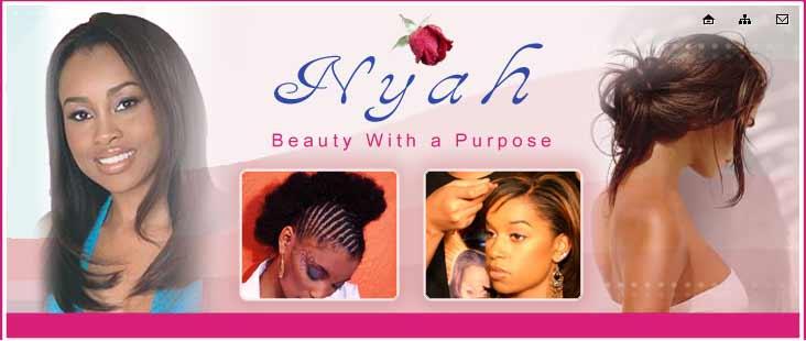 afrikansk frisør
